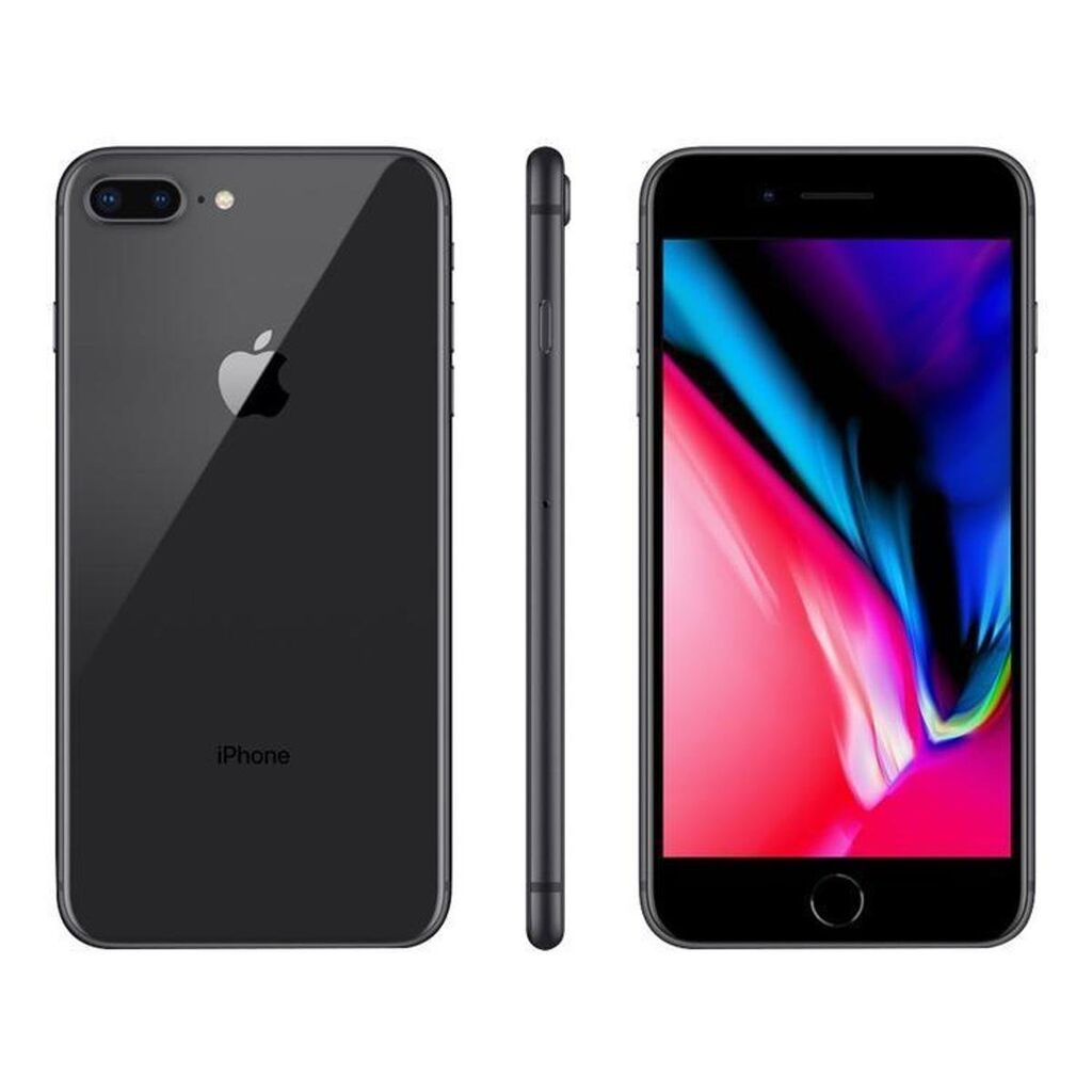 iPhone 8 Plus Apple 128GB Cinza Espacial 4G – Cinza