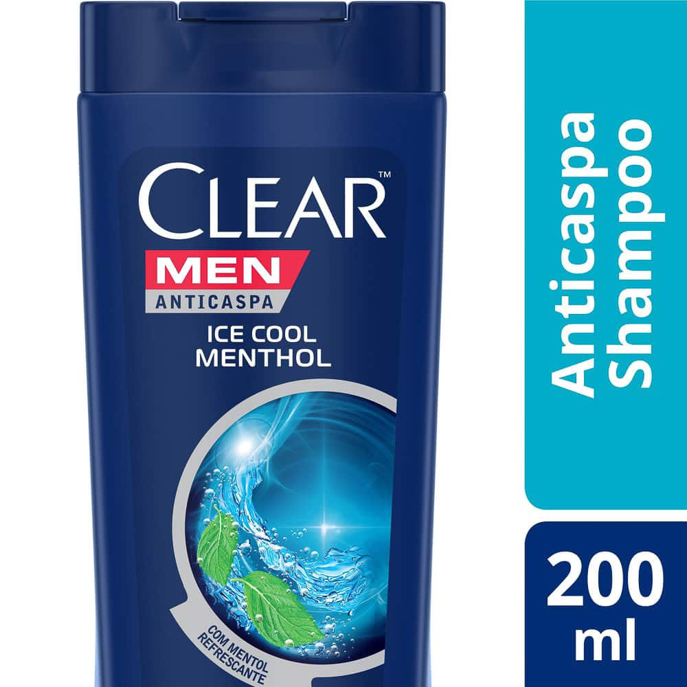 SH CLEAR MEN A CASPA COOL MFRESH200