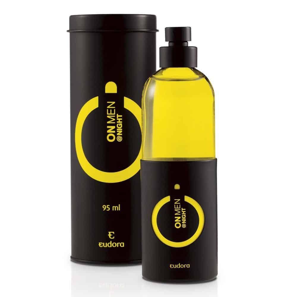 Deo Colônia On Men Night Masculino 95ml