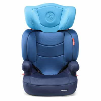 Cadeira Para Auto – De 15 a 36 Kg – Highback Fix com Base Isofix – Azul – Fisher-Price