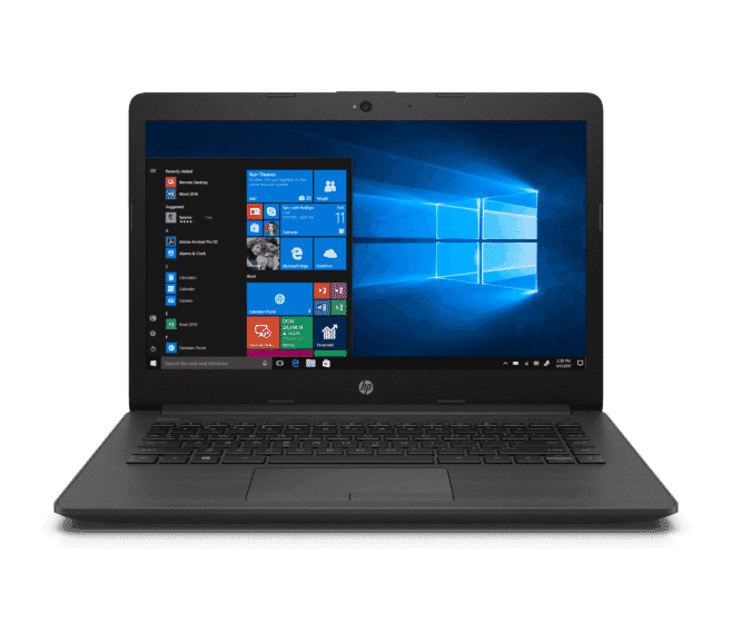 R$200 OFF no Notebook HP 246 G7 Processador i5-8250U 14 polegadas 4GB HD 1TB + 16 GB Optane Windows 10 HOME